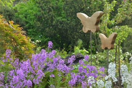 Vlinderen in Beervelde