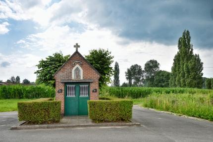 """Cootveld (Beervelde) """"Van altijd durende bijstand"""" © Bennie Vanderpiete"""