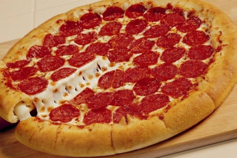 Pizzahut en nieuwe mannen