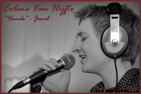 """Music on Sundays: Erline Van Hijfte met """"Hands"""""""