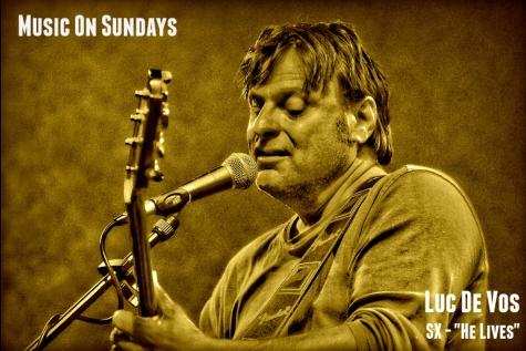 "Music on Sundays: ""He Lives"" – Ode aan Luc de vos"