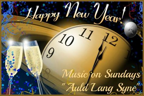 """Gelukkig Nieuwjaar met """"Auld Lang Syne"""""""