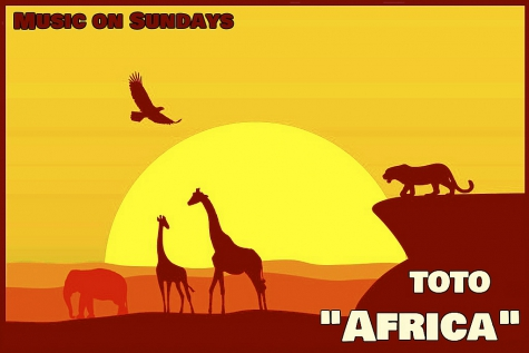 "Music on Sundays: ""Africa"" in Tijdloze Top 100?"