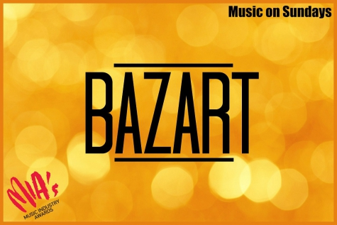 "Music on Sundays: Goud voor ""GOUD"" van Bazart"