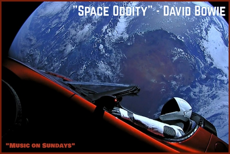 "Music on Sundays: ""Space Oddity"" van David Bowie"