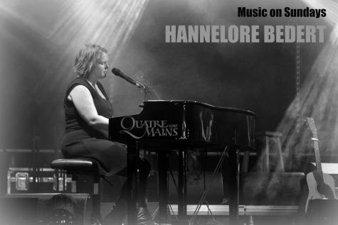 """Music on Sundays: Hannelore Bedert – """"Altijd nooit meer"""""""