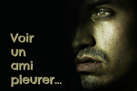 "Music on Sundays : ""Voir un ami pleurer"""