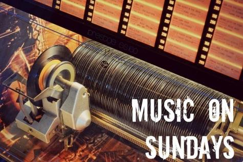 Music on Sundays David Bowie Blackstar