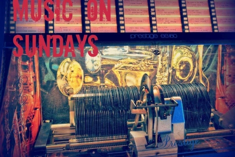 Music on Sundays Lochristinaar Raymond van het Groenewoud Twee meisjes