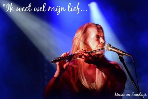 "Music on Sundays: ""Ik weet wel mijn lief"" - Zomerhit 2016 Mich Van Hautem"