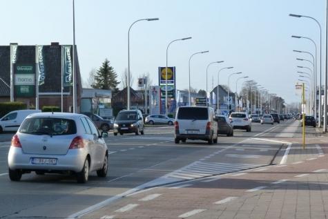 N70 Antwerpsesteenweg Lochristi