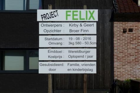 Huizen waar verse mensjes wonen