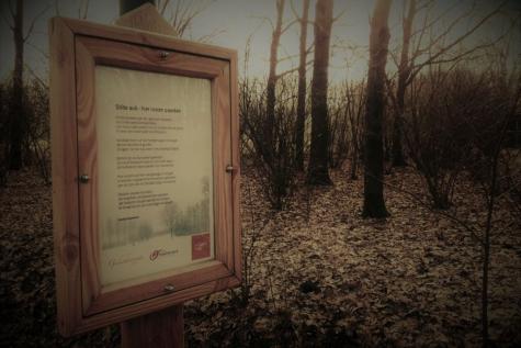 Poëzieweek en dode paarden gedichtenroute Puyenbroeck