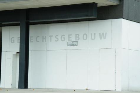 Gerechtsgebouw Gent Justitiepaleis