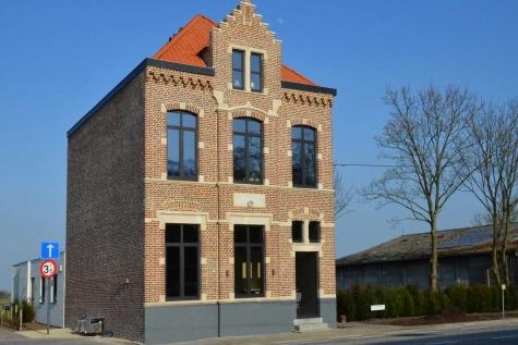 Oud postgebouw Beervelde
