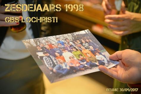 Reünie gemeentelijke basisschool Lochristi