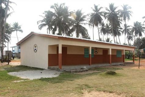 Waka Waka Ivoorkust GBS Lochristi
