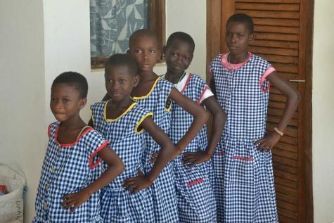 Waka Waka Ivoorkust GBS Lochristi gemeenteschool