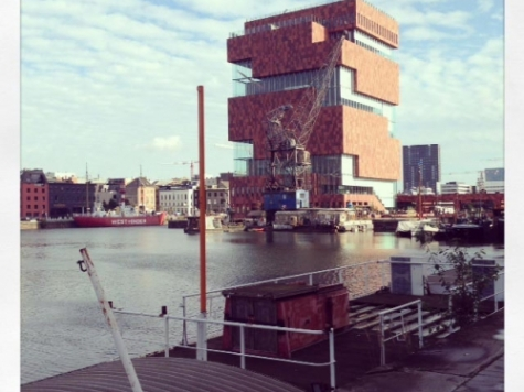 Antwerpen - MAS