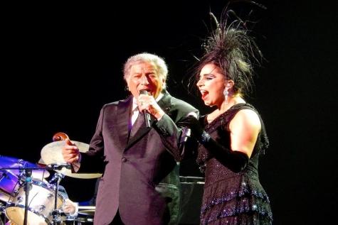 Jong en oud: Lady Gaga & Tony Bennett - Love For Sale