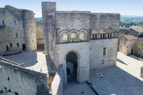 Grignan kasteel