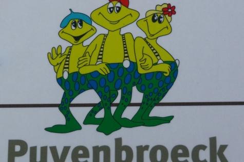 Het provinciaal domein Keunenbroeck Wachtebeke