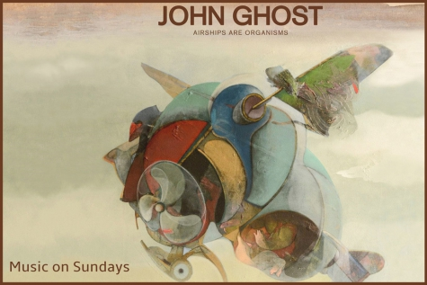 John Ghost en Airships are Organisms