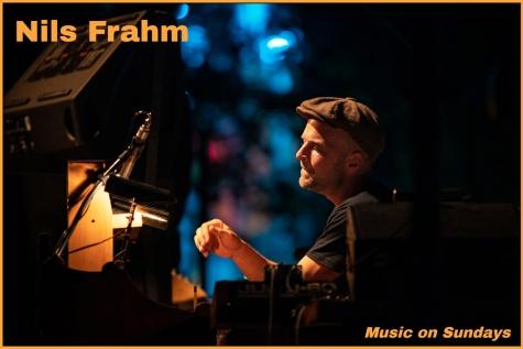 Nils Frahm  - Foto © Robin Dua