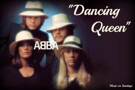 Music on Sundays Dancing Queen