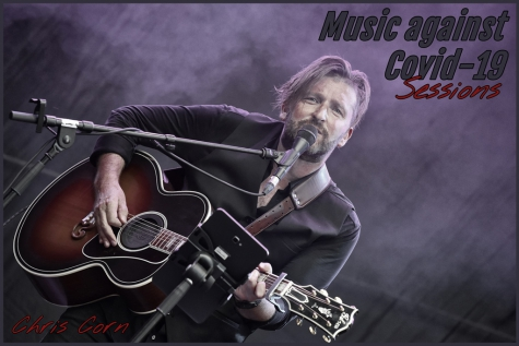 Music against COVID-19 Chris Corn