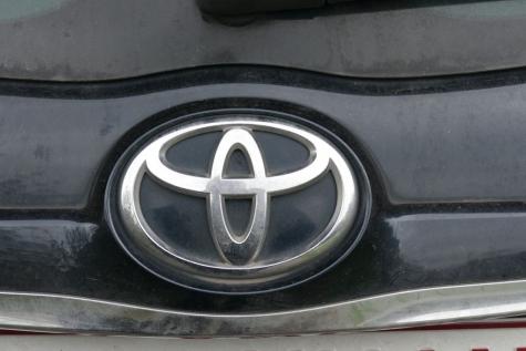 Toyota Corollo Ben Weyts