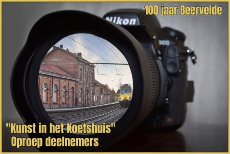 100 Jaar Beervelde - Oproep Kunst Koetshuis © Bennie Vanderpiete