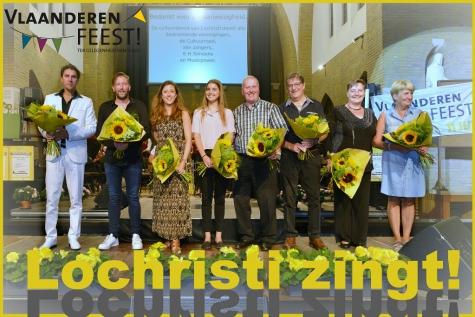 11 juli viering Lochristi 2017
