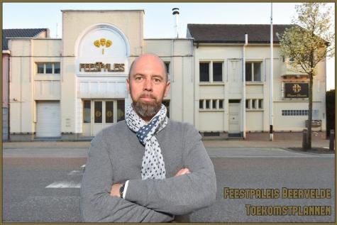 Feestpaleis Beervelde Con-Struct Peter Vermeulen