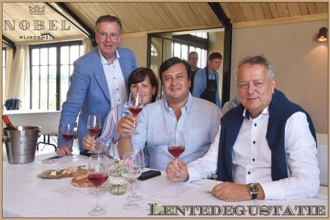 Wijndomein Nobel Lentedegustatie 2019