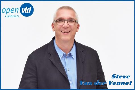Steve Van der Vennet Voorzitter Open Vld Lochristi