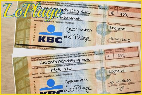 Cheques Loplage Lochristinaar