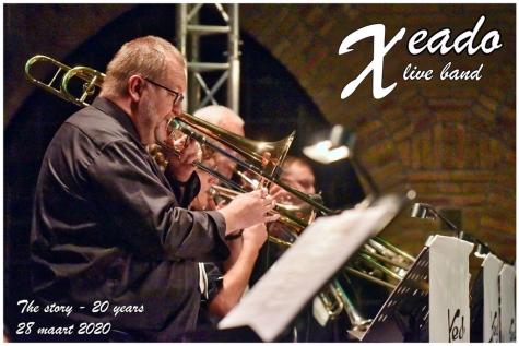 Xeado Live Band 20 jaar Lochristinaar
