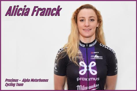 Alicia Franck Proximus Alpha Motorhomes