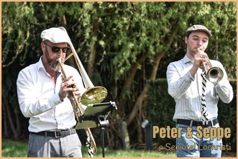 Seniotel Lochristinaar Peter en Seppe
