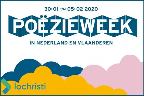 Pöezieweek 2020 Lochristinaar