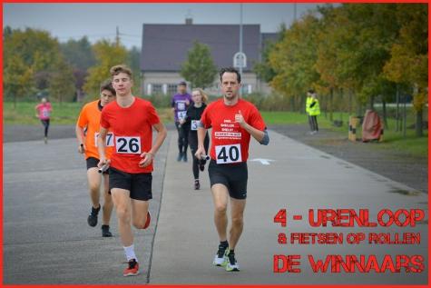4-Urenloop met recordaantal loopploegen - de winnaars
