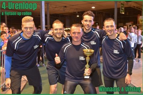 4 Urenloop 2018 Winnaars