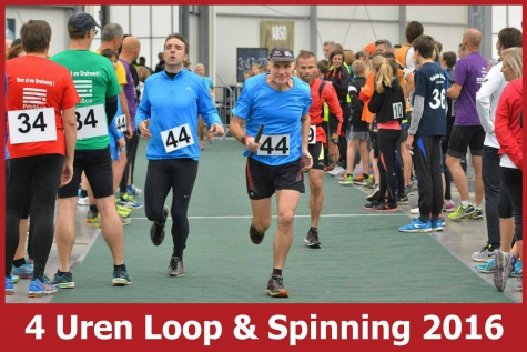 4-urenloop Lochristi 2016