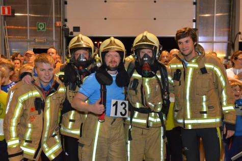 brandweer Gent Centrum 4-urenloop
