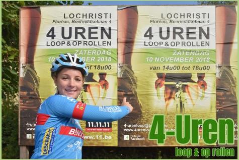 4 Urenloop Alicia Franck