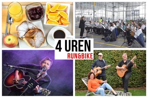 4 Uren Run  Bike Alternatief evenement - aankondiging oktober 2020
