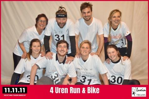 4 Uren Run & Bike Aankond 2021 - © Bennie Vanderpiete