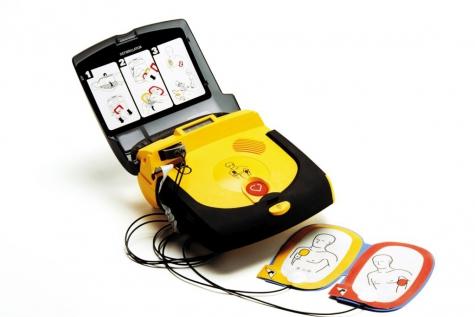 AED toestel reanimatie