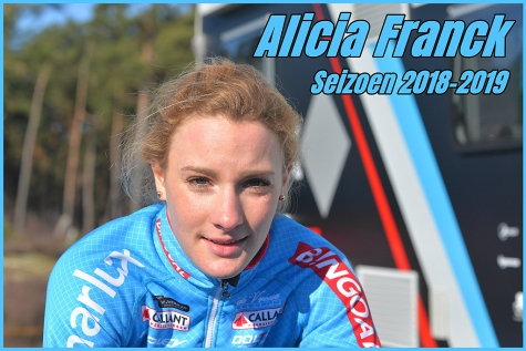 Alicia Franck 2018